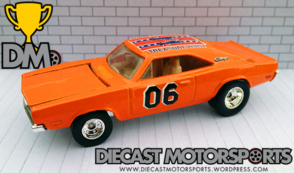 69 Dodge Charger - 06 Treasure Hunts copy