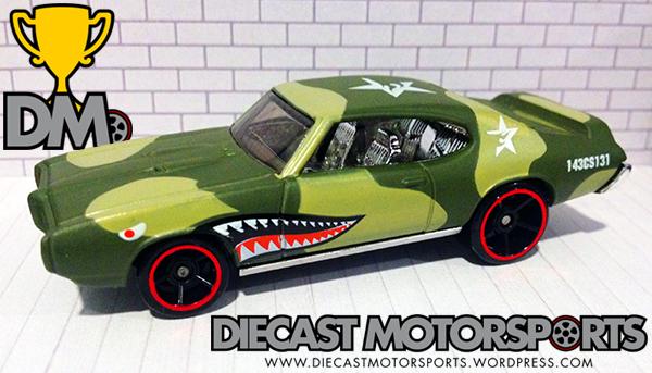 69 Pontiac GTO - 09 Military Rods