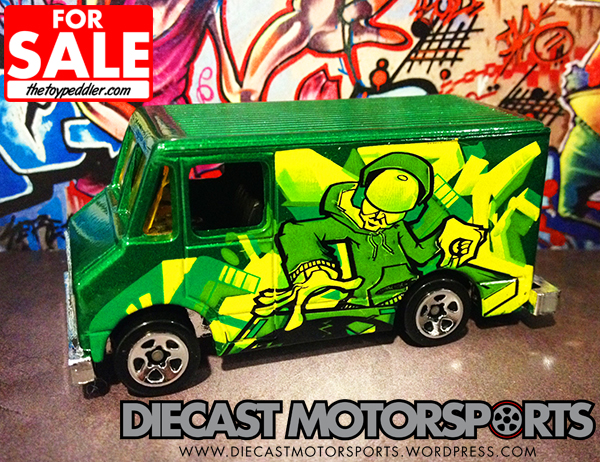 Delivery Van - 2009 Graffiti Rides 5PK copy