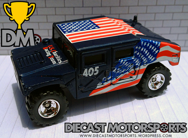 Humvee - 97 US Racing Charities copy