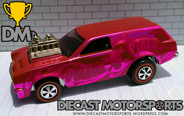 Poison Pinto - RLC Party Car copy