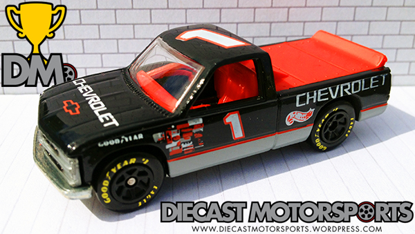 96 Chevy 1500 - Thunder Trucks Set copy
