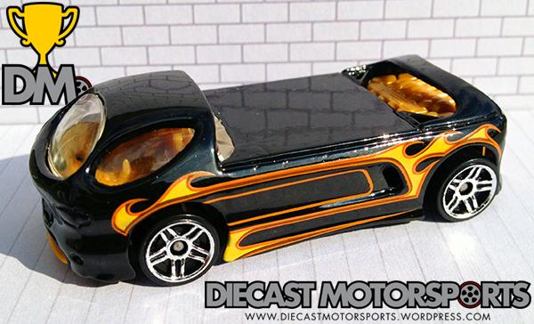 mystery models deora ii orange track diecast. Black Bedroom Furniture Sets. Home Design Ideas