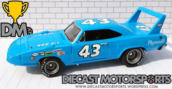 70 Plymouth Superbird - 11 Vintage Racing copy