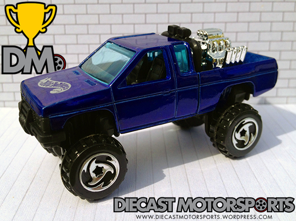 Nissan Hardbody Truck - 97 Blue Streak Series copy