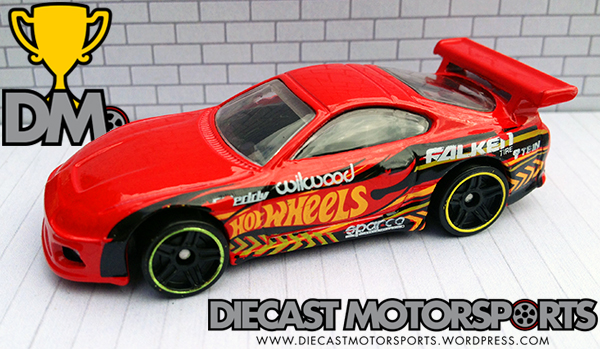 Toyota Supra - 15 HW City Night Burnerz copy