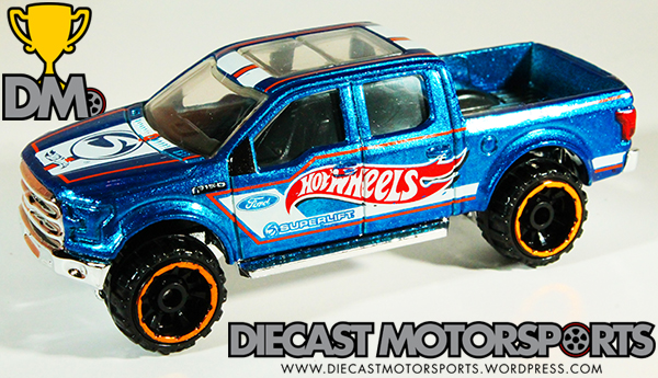 15 Ford F-150 - 16 HW Hot Trucks 600pxDM