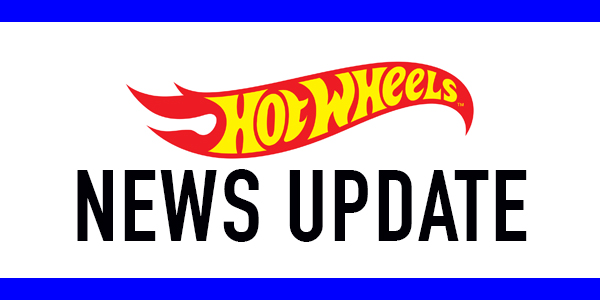 Hot Wheels News Update