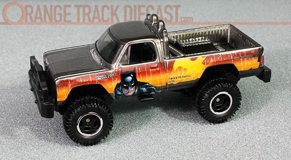 Orange Track Diecast