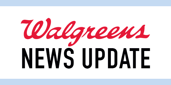 Walgreens News Update