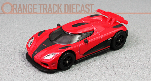 Entertainment Line Need For Speed Koenigsegg Agera R Orange
