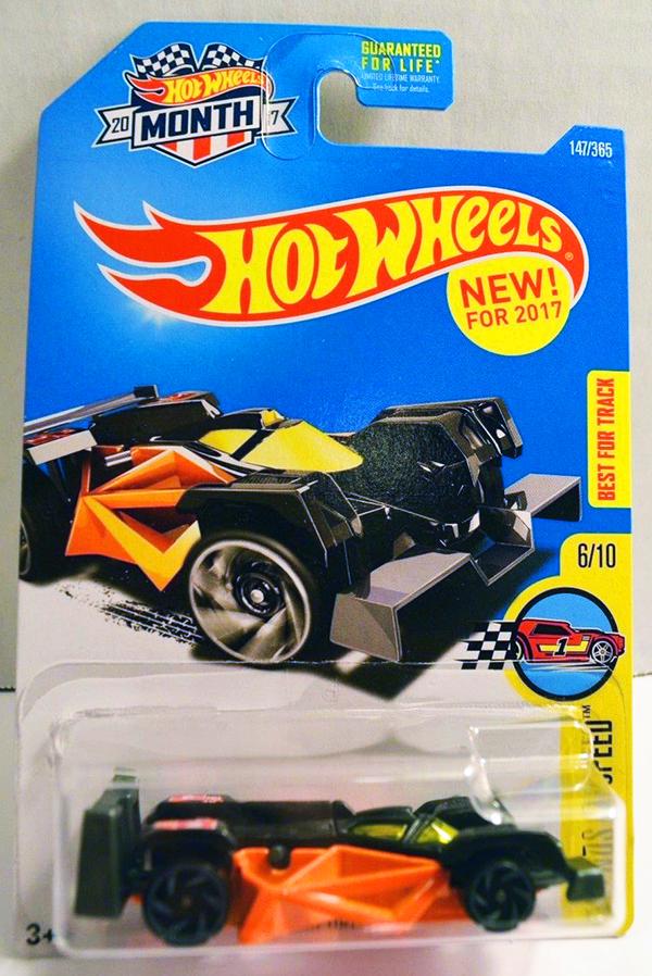 List Of 2017 Hot Wheels New Models Final Orange Track Diecast