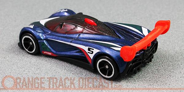 Mazda Furai Replica >> Mystery Models: MAZDA FURAI – Orange Track Diecast