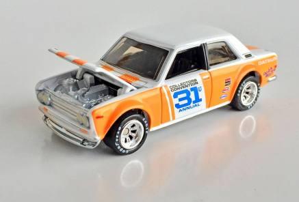Datsun Bluebird 510 1
