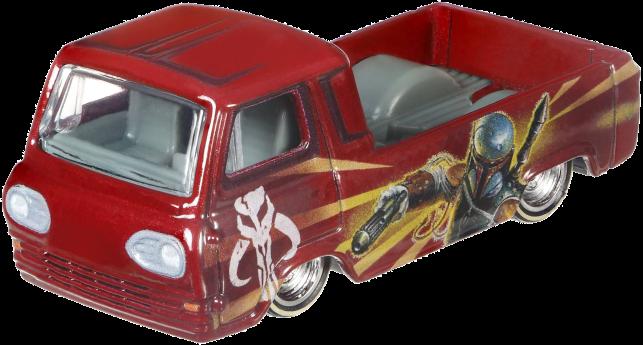 60s Ford Econoline Pickup - Boba Fett LOOSE