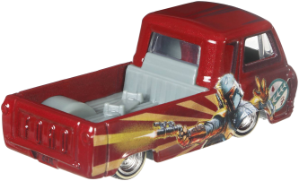60s Ford Econoline Pickup - Boba Fett LOOSE2