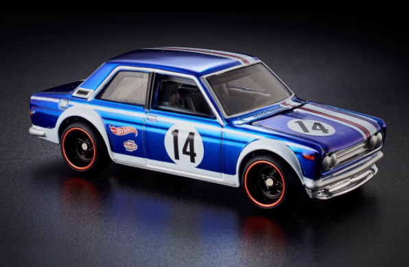 HWC Series 14: Datsun Bluebird 510 SALE 10/10! – ORANGE