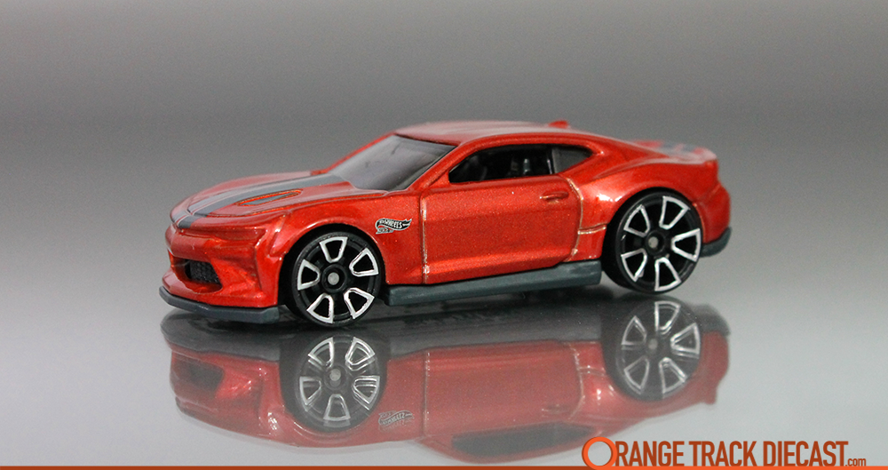 Muscle Mania Series 2018 New Model 18 Camaro Ss
