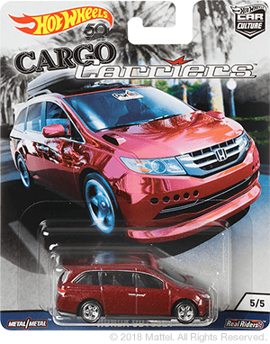 CarCultureCargoCarriers-HondaOdysseyPKG