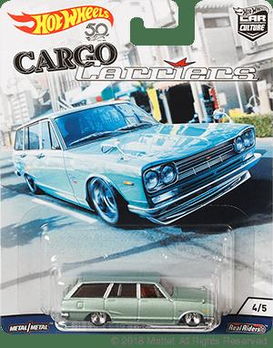 CarCultureCargoCarriers-NissanSkylineC10WagonPKG