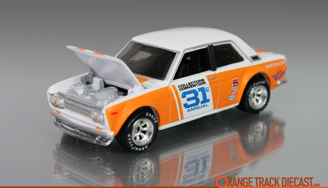 31st Annual Hot Wheels Collectors Convention: DATSUN ...