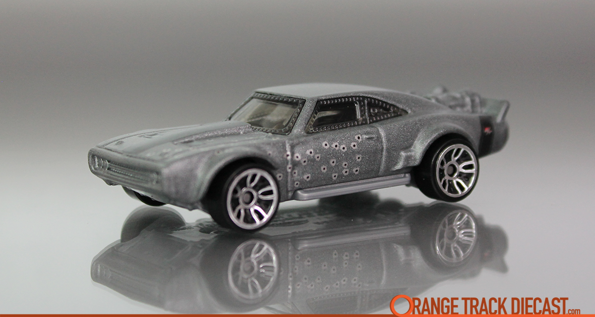 Dodge Ice Charger >> HW Screen Time: ICE CHARGER – ORANGE TRACK DIECAST