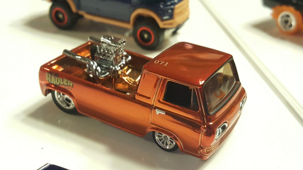 Sneak Peeks from Friday Night's RLC Party at the Convention in Dallas – ORANGE TRACK DIECAST