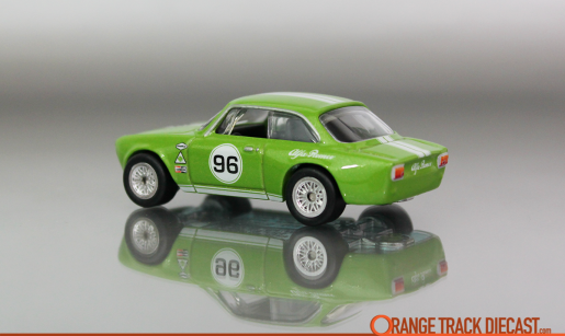 Car Culture Eurospeed Alfa Romeo Giulia Sprint Gta Orange Track