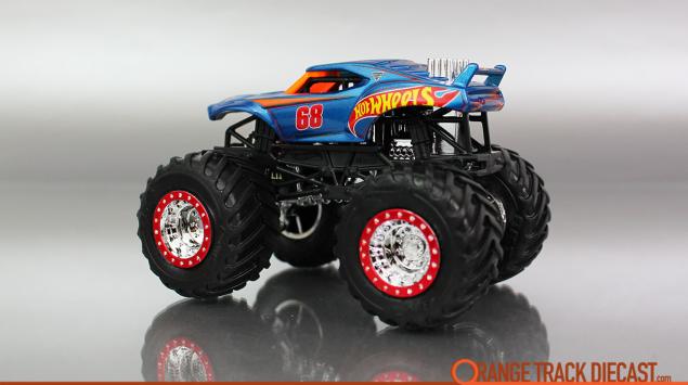 Monster Jam Epic Additions Hot Wheels Monster Truck
