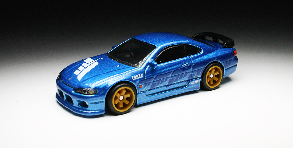 S15 Hot Wheels Premium Real Riders Fast /& Furious Fast Tuners Nissan Silvia