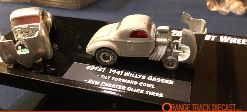 RLC SNEAKS LA18 - 41 Willys Gasser