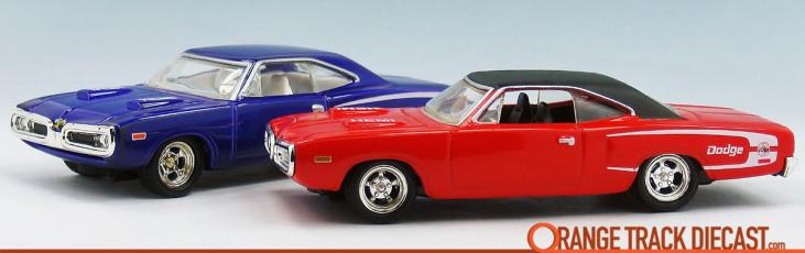 100 Hot Wheels Muscle Car Series 70 Dodge Coronet Super Bee