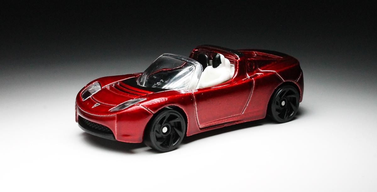 Hot Wheels 2019 Tesla Roadster with Starman