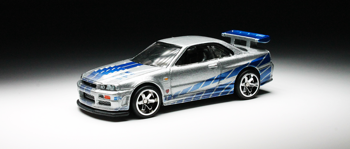 Fast Amp Furious Fast Imports Nissan Skyline Gt R R34