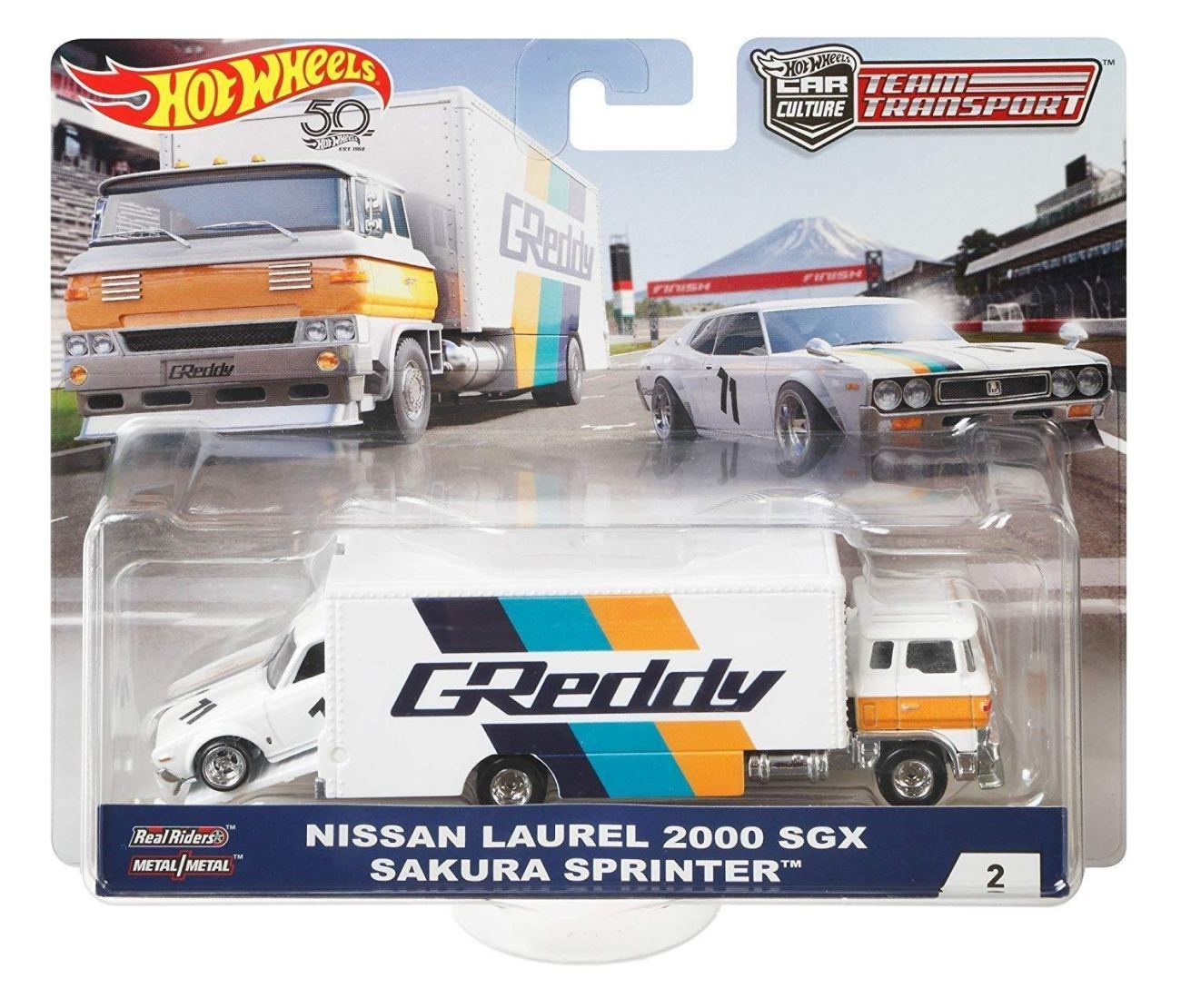8e0eb80f142a6 50% OFF Team Transport: Nissan Laurel / Sakura Sprinter on AMAZON ...
