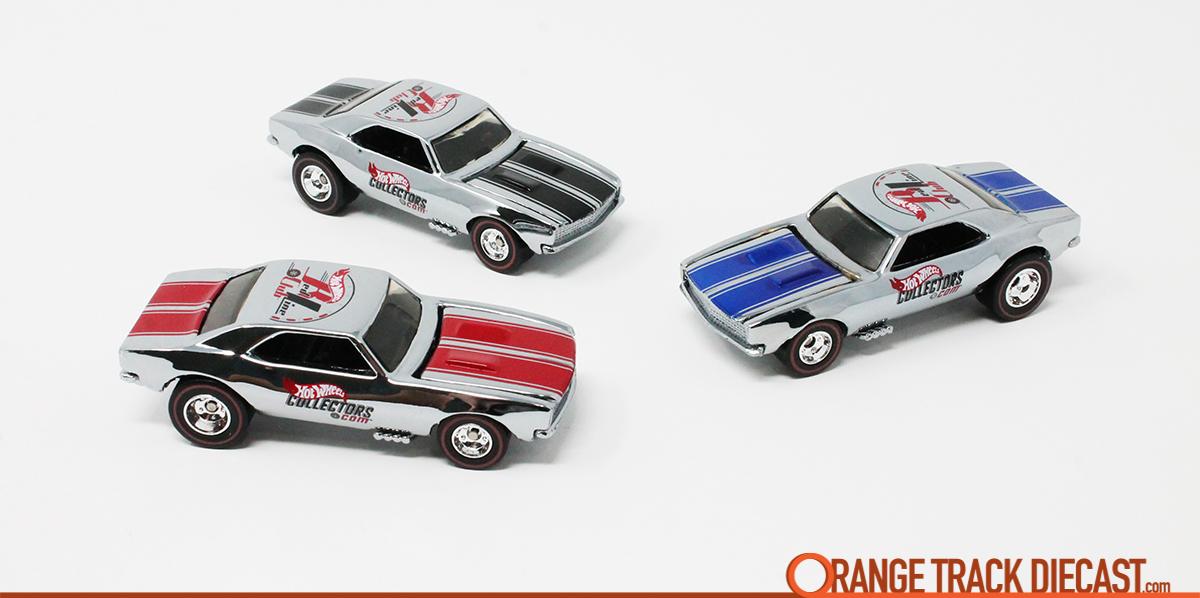 Hot Wheels 2019 Red Line Club RLC Membership Kit with Camaro /& Patch
