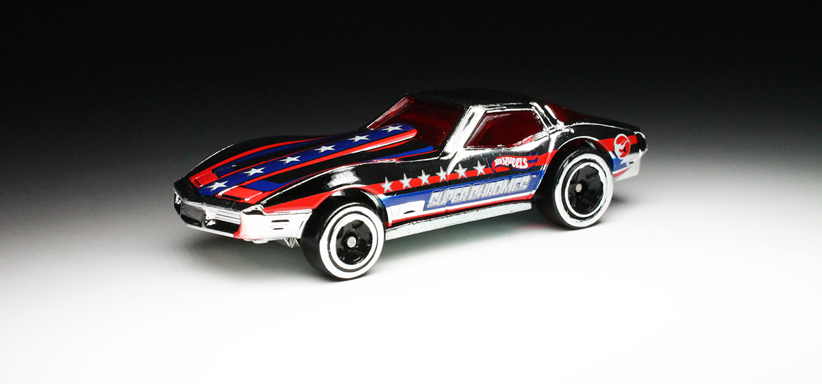 Super Chromes: CORVETTE STINGRAY