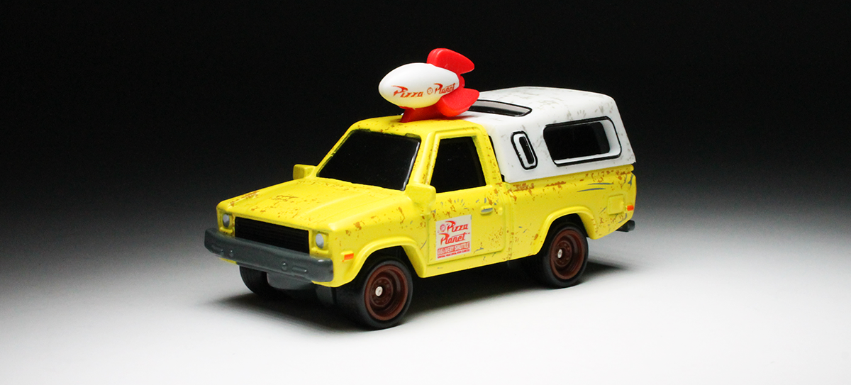 Replica Entertainment / Toy Story: PIZZA PLANET TRUCK