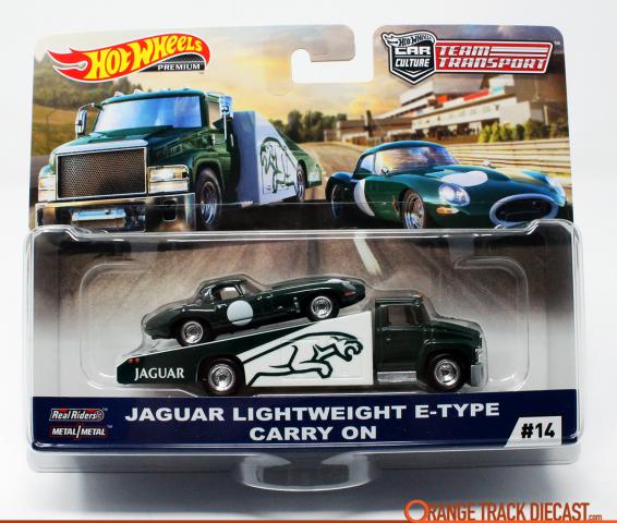 shop team transport  2019 4 Set Jaguar Nissan Ford 1:64 Hot wheels