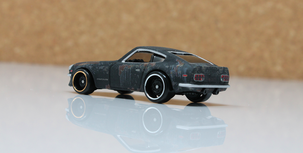 The Roadkill Datsun 240z Is Here Check Out The Latest Collaboration Hot Wheels X Motortrend Orange Track Diecast