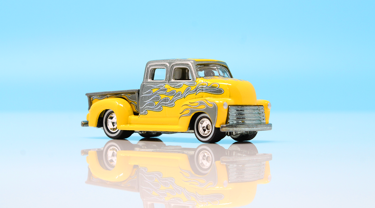 What ever happened to the Hot Wheels '50s Chevy Truck?