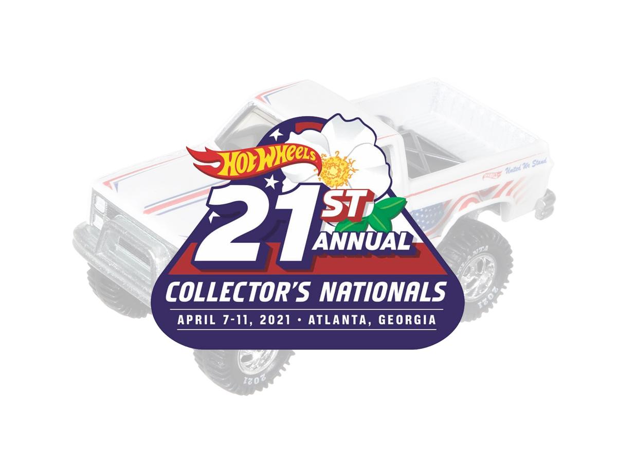 CEU unveils the FIRST 21st Annual Hot Wheels Collectors Nationals Convention Souvenir Car