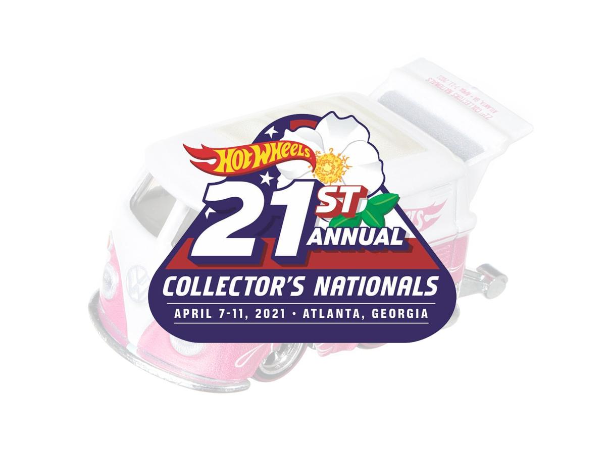 CEU unveils the SECOND 21st Annual Hot Wheels Collectors Nationals Convention Souvenir Car